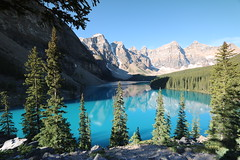 Moraine Lake hike Alberta Canada July 4th 2015 (davebloggs007) Tags: lake canada 4th july hike alberta moraine 2015