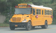 Brewster CSD #318 (ThoseGuys119) Tags: schoolbus icce icre brewsterny icfe bluebirdallamerican leonardbussales brewstercsd