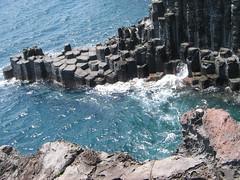 Daepo Jusangjeolli Cliff (reuben.lim) Tags: cliff daepo jusangjeolli daepojusangjeollicliff