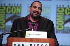 Eddie Ibrahim (Gage Skidmore) Tags: california san comic diego center convention eddie ibrahim con 2015