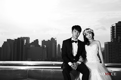 & Pre-Wedding Photo (Sundance = ) Tags: wedding portrait love couple you taiwan marriage lovers taichung     prewedding   i sundancelee sundannce