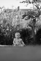 Amelia Holly (T_J_G) Tags: uk portrait blackandwhite love monochrome garden 3d fuji daughter noflash pop fujifilm 56mm xt1
