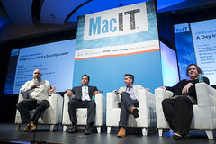 MacIT-CISO-CSO-Panel-45769 (MacITconference) Tags: ca usa mac osx security santaclara enterprise ios sysadmin breach cio cso ciso cybersecurity macadmin