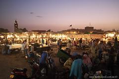 djemma_el_fna (minimalized) Tags: market morocco medina marrakesh streetvendor djemma djemmaelfna elfna minimalized minimalizedcomau
