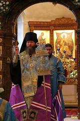24. The solemn all-night vigil on the feast of the Svyatogorsk icon of the Mother of God / Торжественное всенощное бдение праздника Святогорской иконы Божией Матери