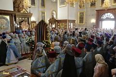 103. The Commemoration of the Svyatogorsk icon of the Mother of God / Празднование Святогорской иконы Божией Матери
