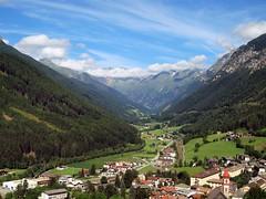 Italien Dolomites 2015 031 (saxonfenken) Tags: italy2015 village italy valley mountains smalltown clouds 31italy 31 friendlychallenges gamewinner challengewinner challengeyouwinner tcf