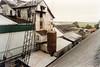 Char Cistern Installation ... 23 Nov 1989 (srv007) Tags: crane scan queensland slings bundaberg elevatedview fabricatedsteel millaquinsugarrefinery millaquinphotoalbums charcistern stewartandsonssteel