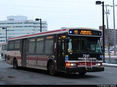 Toronto Transit Commission #7941 (vb5215's Transportation Gallery) Tags: ttc toronto transit commission 2006 orion vii