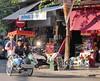 Hanoi Old Quarter (grab a shot) Tags: panasonic dmcgx80 lumixg vietnam hanoi 2016 oldquarter hoankiemdistrict bicyclerickshaw pedicab