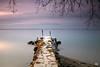 Doux et froid tout à la fois (flo73400) Tags: lac lacléman le longexposure poselongue landscape paysage ponton pontoon gel givre glace ice