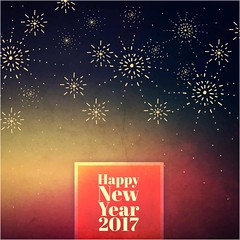 free vector Happy New Year 2017 Wallpaper & background (cgvector) Tags: 2017 background bright burst calendar card celebrate celebration christmas circle date december decoration design dot element eve event festive firework flare gift glowing graphic greeting happy holiday illustration invitation january label modern new newyear2017 number particle party rooster season sunbeam symbol template text trend typography vector wallpaper winter xmas year