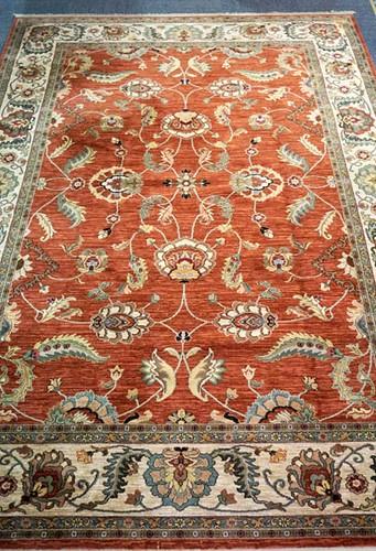 Fine KARASTAN room size rug ($728.00)