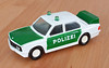 Matchbox BMW police car (Schwanzus_Longus) Tags: model replica die cast toy car matchbox superkings super kings made auto fahrzeug indoor k142 macau bmw 5 series 5er police polizei sedan saloon delmenhorst