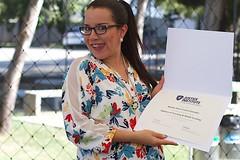 Marta's UDG Agora Diploma... Tasty!