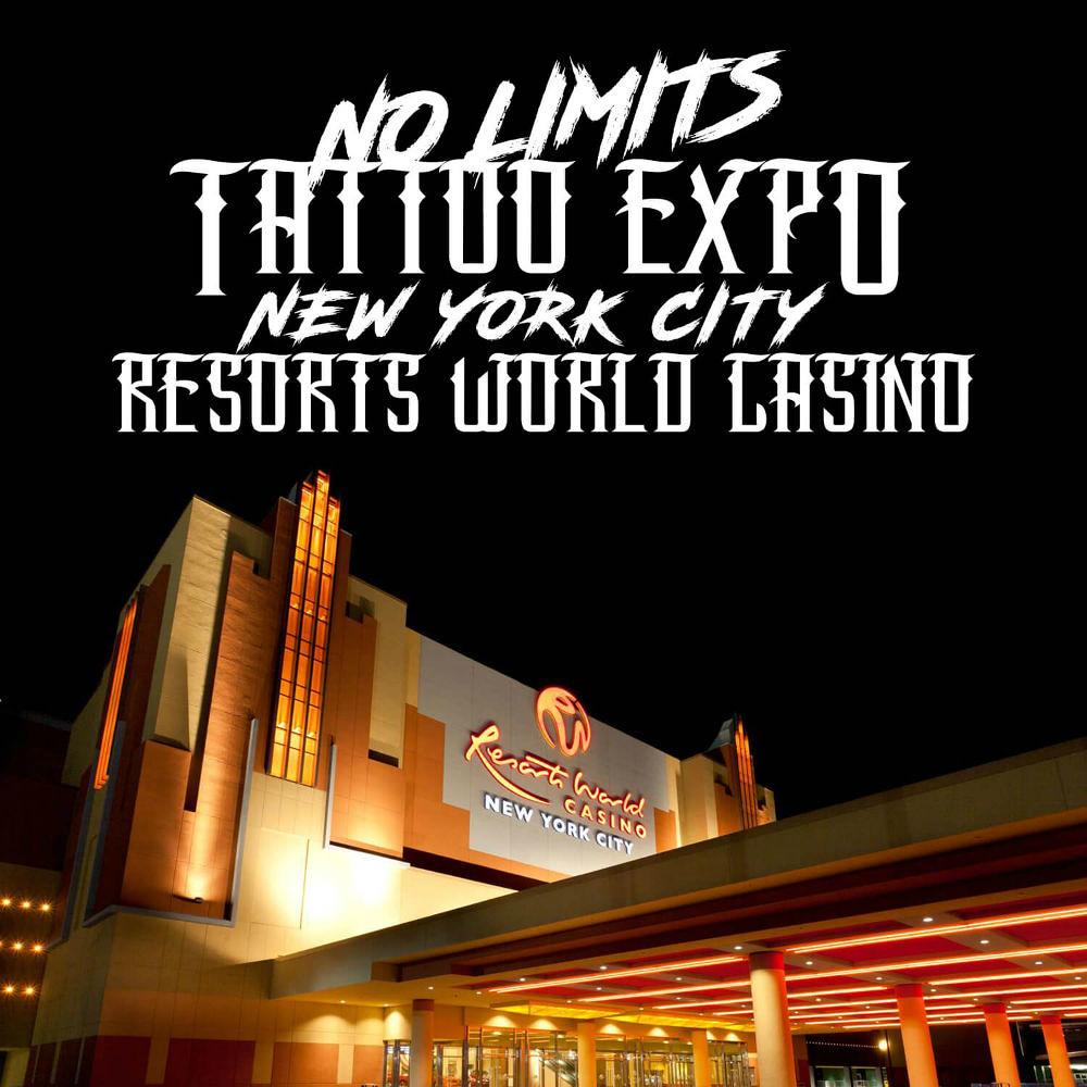 resort world casino tattoo expo