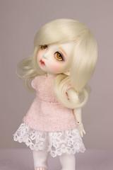 Evie_Big (DominiqueBB) Tags: pukifee cony white skin bjd tiny