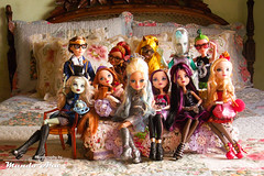 Retrospectiva 2016!! (Osmundo Gois) Tags: bjd impldoll marcus martin tony abdal killian holly ohair poppy apple white raven queen ever after high frankie monster clawdia wlf deuce gorgon gil webber darling chamring rosabella beauty dexter charming