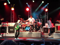 Status Quo [6] (Ian R. Simpson) Tags: statusquo quo band musicians legends rockonwindermere concert performers entertainers bownessonwindermere bowness cumbria lakedistrict england