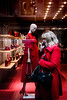 Ladies in red (samrodgers2) Tags: mobile overheard eavesdrop red bondstreet colour londonstreetphotography