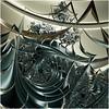 Organic Chaos (Ross Hilbert) Tags: fractalsciencekit fractalgenerator fractalsoftware fractalapplication fractalart algorithmicart generativeart computerart mathart digitalart abstractart fractal chaos art mandelbrotset juliaset mandelbrot julia orbittrap sculpture spiral