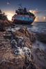 Anguilla - Sandy Ground Bay Shipwreck (030mm-photography) Tags: rot anguilla sandybaygrounds strand karibik caribbean westindies britisch british schiffswrack shipwreck sunset sonnenuntergang landscape natur landschaft nature felsen brandung