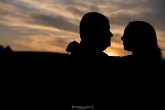 Backlit love (Mariano Colombotto) Tags: 2016 argentina exterior noviembre2016 preboda tucuman villanougués prewedding amor love couple pareja novios atardecer sunset sun sol clouds nubes sky cielo silhouttes siluetas infinitexposure autofocus