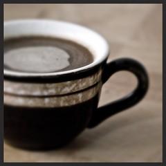 der Kaffee is fertig ... (doro 51) Tags: macro mondays derkaffeistfertig peter cornelius kaffee inspired by song