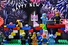 Happy New Year Everyone! :D (parik.v9906) Tags: dreams wishes friends love happy imac resolution 365 365project project days 365days believe luck fun fireworks seniors d90 nikon 2016 2017 year year2017 new newyear emmet minifigures minifigure minifig legos lego