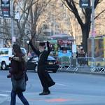 Russian Orthodox Priest at Columbus Circle (New York City) - February 18, 2017 thumbnail