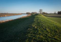L1000441.jpg (auke.vanderveen) Tags: water reitdiep groningen landschap aduarderzijl