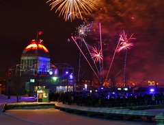 Panasonic FZ1000, Fireworks, Vieux-Port, Montréal, 7 January 2017 (28) (proacguy1) Tags: panasonicfz1000 fireworks vieuxport montréal 7january2017