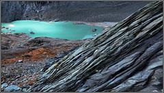 Gletscherschliff (helkifotos) Tags: pasterze gletscher glacier geologie geology alpen österreich grosglockner gletschersee see landschaft rocks