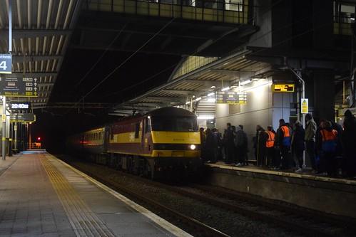 DB Schenker 90035 - Liverpool South Parkway
