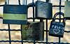 Love padlocks (dantecandal) Tags: park parque brazil love paraná brasil amor curitiba padlocks barigüi cadeados