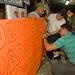Firma simbólica acuerdo socioambiental Comuna 8