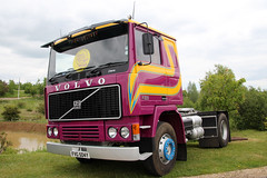 Volvo F1220 FVG504Y (NTG's pictures) Tags: show heritage classic museum vintage volvo centre sunday commercial motor warwickshire gaydon f1220 14june2015 fvg504y