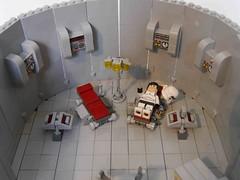 Lego Star Wars Base on Balmorra//3 (mrbrickbuilder) Tags: brick star lego mr wars clone base builder moc kashyyyk corruscant mrbrick clonebase balmorra