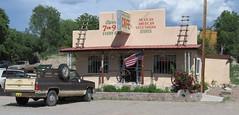 Mesa Vista Cafe (Ojo Caliente, New Mexico) (courthouselover) Tags: newmexico nm taoscounty ojocaliente northamerica unitedstates us