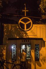 Prayer has no time (Vinith GR) Tags: street church night prayer kochi keral chennaiweekendclickers cwc450