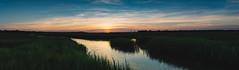 Sun Set (anthonyharle.com) Tags: sunset sky panorama sun sc set 50mm nikon stitch southcarolina stitching nikkor f18 18 stitched afs 50mmf18 sullivansisland vsco d7000 nikond7000 afsnikkor50mmf18g vscofilm vsco06
