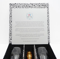 Caixa para padrinhos (Pedaços & Retalhos) Tags: wedding lembrança caixa casamento tecido padrinhos