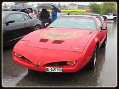 Pontiac Firebird (v8dub) Tags: auto old classic car schweiz switzerland automobile gm suisse general muscle live automotive voiture motors pony american firebird oldtimer pontiac oldcar collector youngtimer wagen luterbach pkw klassik worldcars