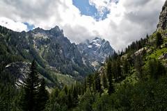 the TETONS (laura's POV) Tags: mountains nature hike jackson wyoming wilderness tetons jacksonhole grandtetonnationalpark gtnp lauraspointofview lauraspov