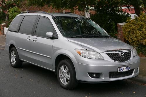 2006 Mazda MPV (LW Series 3) van