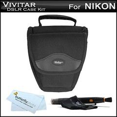 Vivitar Rugged Large Zoom DSLR Holster Case / Bag Kit For Nikon Coolpix P610, P600, P530, P520, P500, P7000, P7100 P510, L310, L810 L820, L620, L330, L830, L840 Digital Camera Includes Vivitar Rugged Large Zoom DSLR Holster Case + LensPen Kit + More (ShoppingSecurelyOnline) Tags: p500 p600 p7000 p520 l310 l830 p530 l330 l620 l810l820 l840digitalcameraincludesvivitarruggedlargezoomdslrholstercaselenspenkitmore p7100p510 vivitarruggedlargezoomdslrholstercasebagkitfornikoncoolpixp610