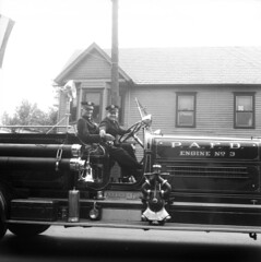 South Amboy 1946 Welcome Parade 14 of 20 (rich701) Tags: old vintage parade ww2 fireengine 1945 woodbridge 1946 worldwartwo carteret perthamboy