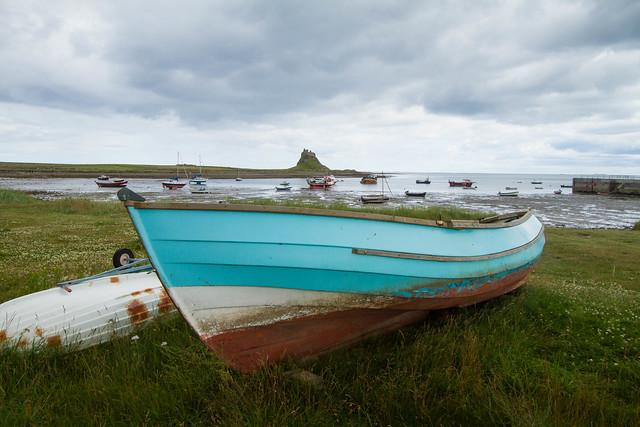 Holy Island, Lindisfarne National Nature Reserve