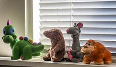 The squeeky toys (Geir Halvorsen) Tags: window toys leker