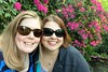 41. Me and Kerri at the rhododendron garden (Misty Garrick) Tags: me misty oregon rhododendrongarden rhodies